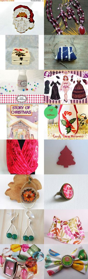 make this christmas MERRY  by Stephanie Biewend on Etsy--Pinned with TreasuryPin.com