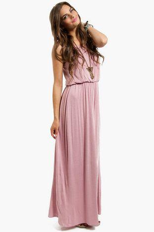 Katrina Maxi Dress