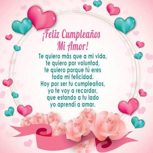 Feliz Cumpleaños Feliz Cumpleaños Amor Feliz Cumpleaños Y