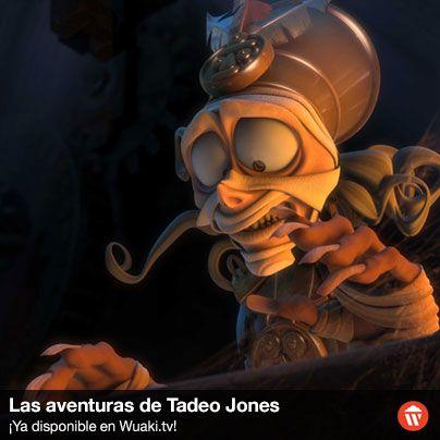 Sepultadas durante siglos, las momias de La ciudad perdida de los Incas no permitirán que ningún hombre descubra su secretísimo escondite. http://wktv.co/Whi05e