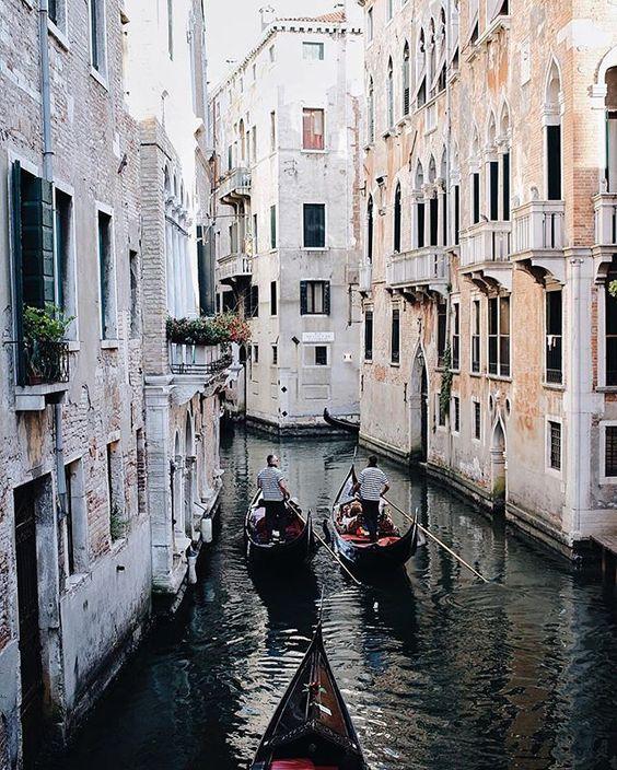 Cogli l'attimo, in tutto quello che fai.  Sono i piccoli momenti a rendere straordinaria la quotidianità.  #Venezia73