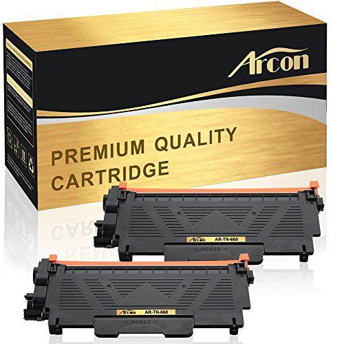Arcon Compatible Toner Cartridge Replacement For Brother Tn 660 Tn630 Tn660 Tn 660 For Brother Hl L2340dw Hl L2300d Hl L2380dw Toner Cartridge Cartridges Toner