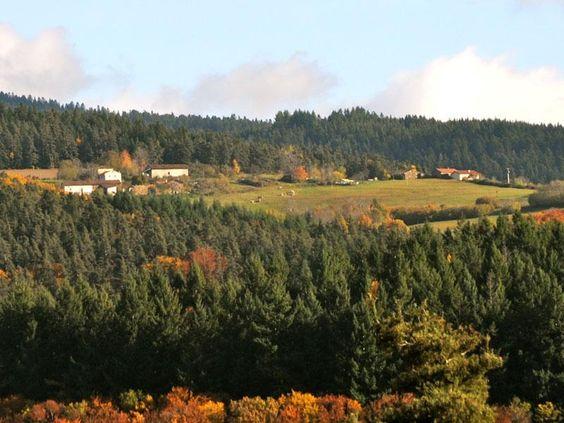 Bourg et Hameaux