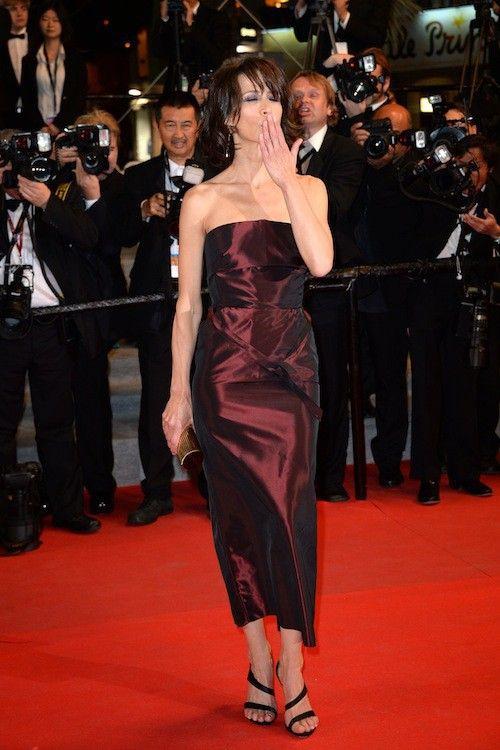 Photos : Rupture De Sophie Marceau Et Christophe Lambert : Retour Sur La Love Story D'Un Couple Glamour Et Discret !