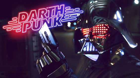 Darth Punk The Funk Awakens
