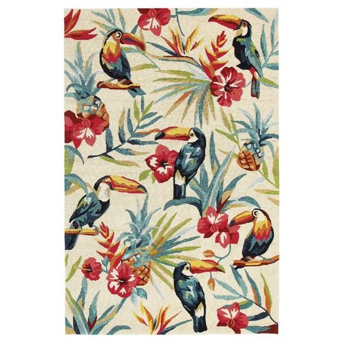 Temple Webster Network Rugs Fallon Hand Tufted Recycled Pet