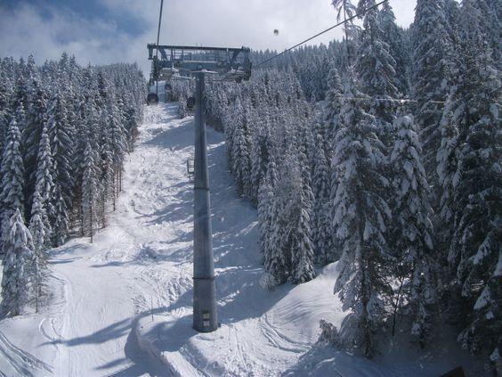 Austria ski trip