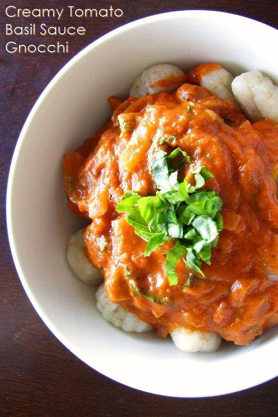 ... sauces cream tomatoes basil cream sauces vegans recipe tomato basil