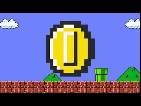 Super Mario Bros Efecto De Sonido De Moneda Descarga Gratuita De Tonos De Llamada Youtube Mario Bros Tonos De Llamadas Super Mario Bros
