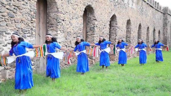 Mastewal Admasu   Gonder   Latest Ethiopian Music 2016 Official Video
