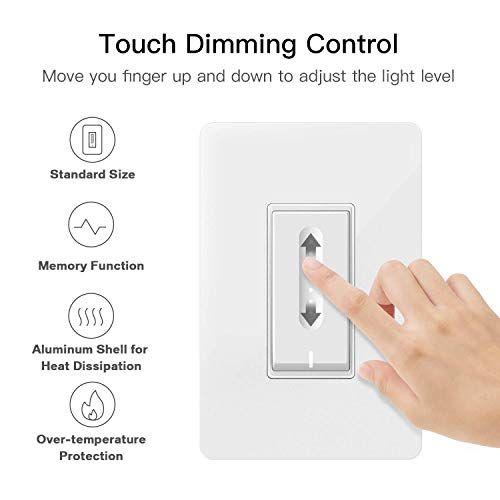 Light Switch Alexa Compatible