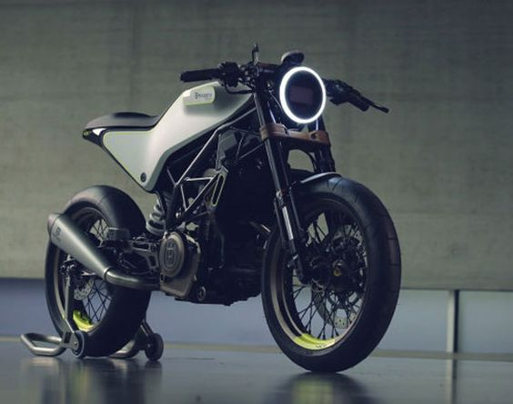Swedish motorcycle company Husqvarna unveiled two incredible '401' road bike concept designs at the EICMA motorcycle show in Milan. Drawing inspiration from one of their own vintage 1955 designs, the two machines are made with upside-down WP forks, lightweight trellis frames and 17-inch wheels. The engine is … READ MORE