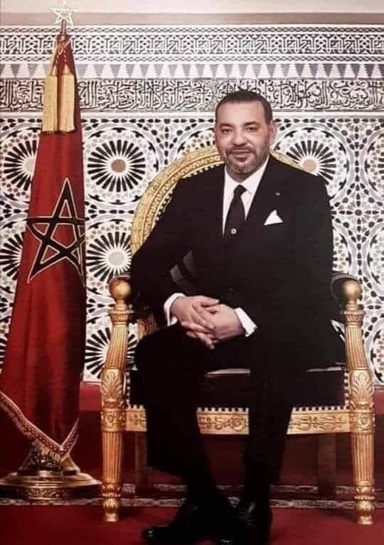 جلالة الملك محمد السادس نصره الله يبعث برقية تعزية ومواساة إلى خادم الحرمين الشريفين إثر وفاة الأمير طلال بن سعود بن عبد العزيز آل سعود En 2020 Roi Mohamed 6 Roi