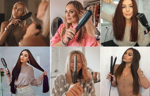 🔥(Last 1 Day Promotion - 80% OFF) Ceramic Tourmaline Ionic Flat Iron H –  Atlantic-…   Hair straightening iron, Flat iron hair styles, Hair  straighteners flat irons