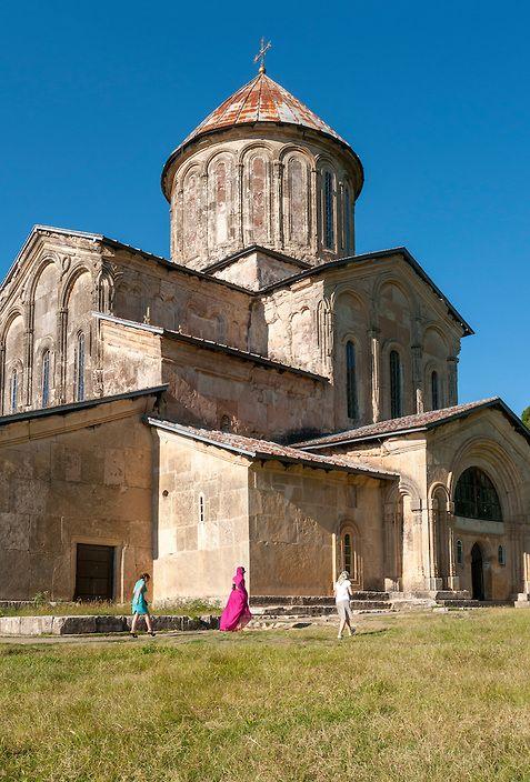 Church of Virgin at the Gelati Monastery near Kutaisi, Georgia | Petr Svarc Images