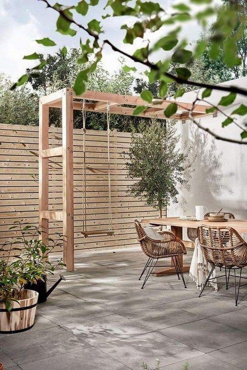 Small Garden Design For Small Backyard Ideas 00019 Diy Pergola