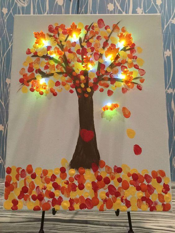 Есенско дрвце