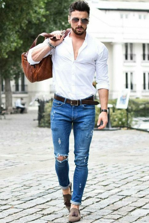 top brands purchase newest 50-70%off Style Tips On Denim Shirts For Women 9   style in 2019 ...