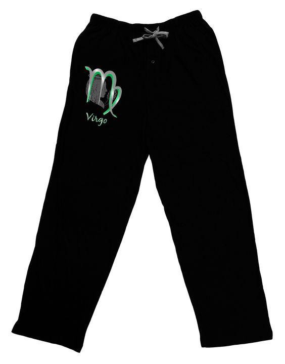 TooLoud Virgo Symbol Adult Lounge Pants