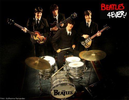 """Beatles 4ever """"O sonho não acabou"""" no Adamastor centro"""