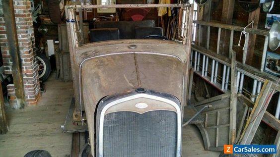 1931 Ford Model A #ford #modela #forsale #unitedstates