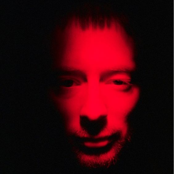 jasonevansphotography || Looking through old music work today and thinking about portraiture. Thom lit with a bicycle light in 2001. #jasonevansphotography #radiohead #lo-fi #portraiture