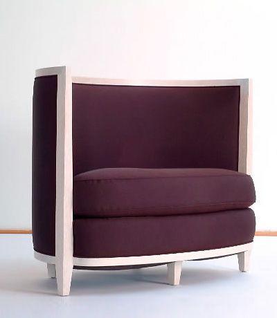 Crescent Moon Club Chair Andree Putman Ralph Pucci Andree Putman Pinterest Ux Ui
