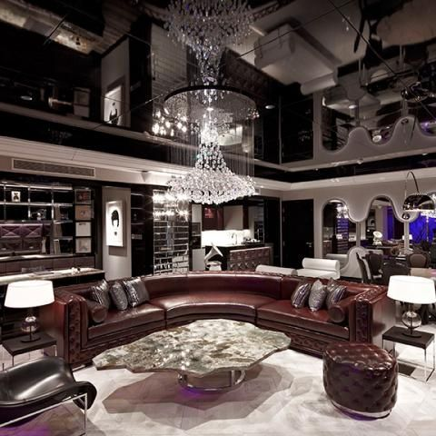HBA Design Extreme Wow Suite at W Singapore HBA Pinterest