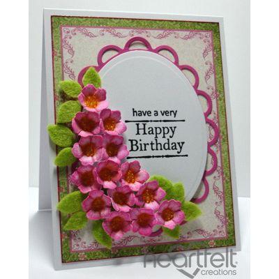 Gallery | Pink Birthday Blooms - Heartfelt Creations