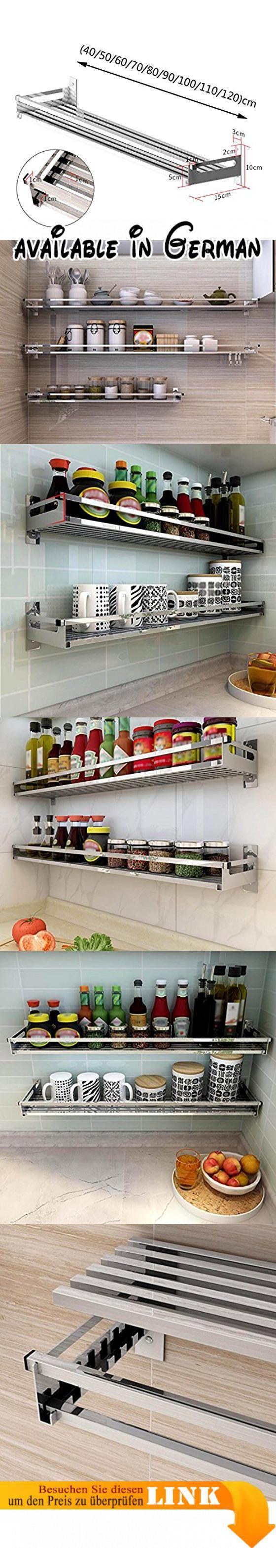ZWL Küche Lagerregal, Multifunktions Sparen Platz Moderne Würze ...