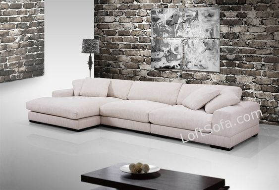 Ultra Soft And Contemporary Large Sectional The Most