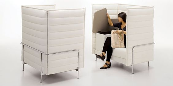 Cocooning workspace