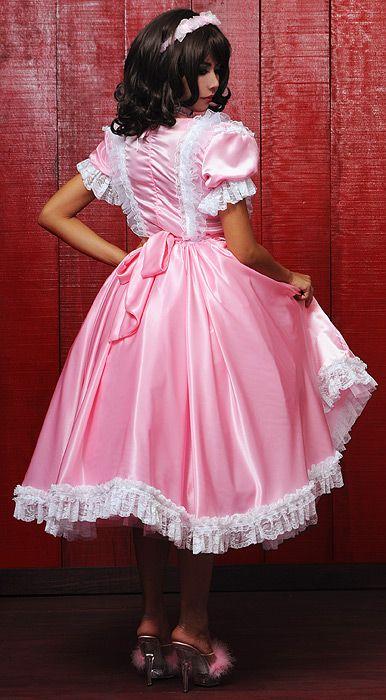 Mimi Satin Long Prom Dress