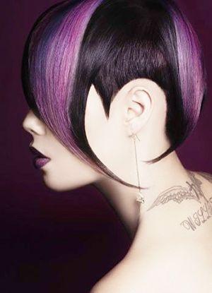 Hair art: