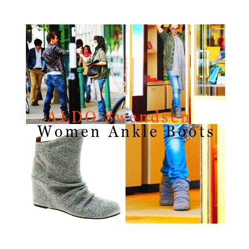 Katie McGrath - ALDO Swendsen Women Ankle Boots