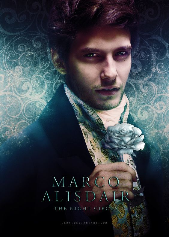 Marco Alisdair by lsmyang.deviantart.com on @deviantART.:
