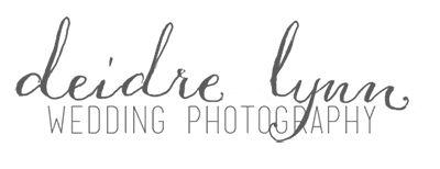 Deidre Lynn Photography Blog logo