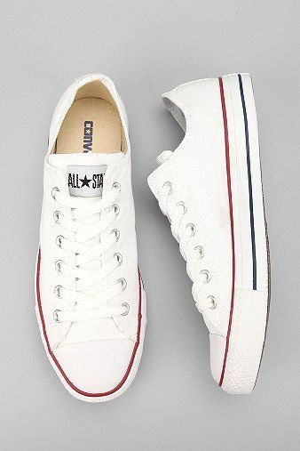 Chuck Taylor All Star Men's Low by Converse- They are in fact, the perfect shoe.