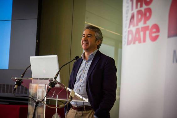 Alfonso García-VIllaraco, CEO de GOWEX Mobile habló de Smart Cities en The App Date Valencia