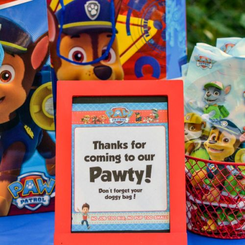 Easy Paw Patrol Party Ideas For The Best Birthday Ever