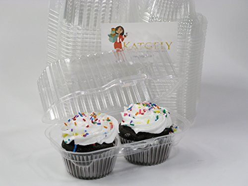 Katgely Cupcake Boxes Cupcake Containers for 2 Pack Cupcake, Set of 50, http://www.amazon.com/dp/B00MDPBH2U/ref=cm_sw_r_pi_awdm_NSE-wb1NS18T7