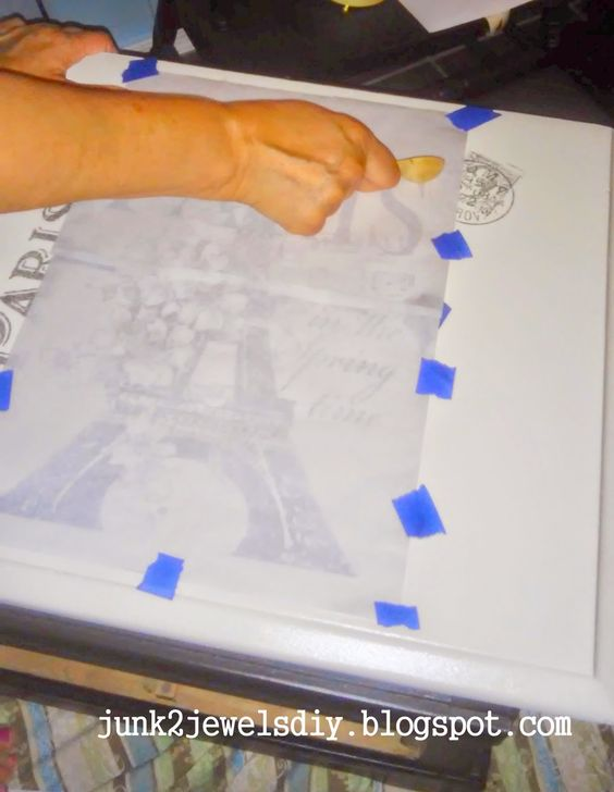 freezer paper wax paper