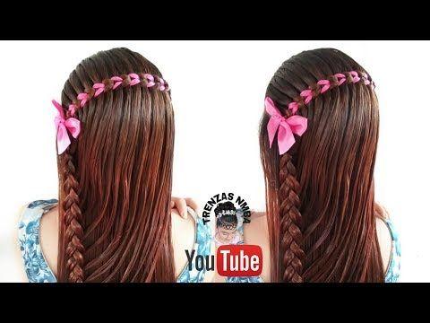Peinados De Trenzas Modernas Peinados De Moda 2017 Con Trenzas Hairstyles 2018 Youtube Maxresdefault