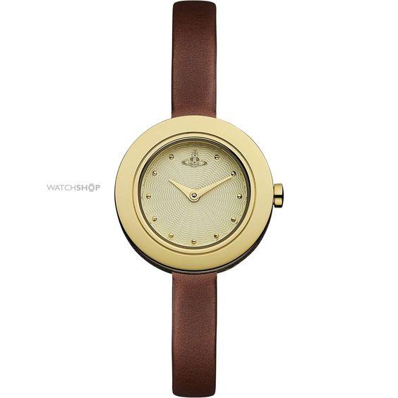 Ladies Vivienne Westwood Edge Watch VV097GDBR