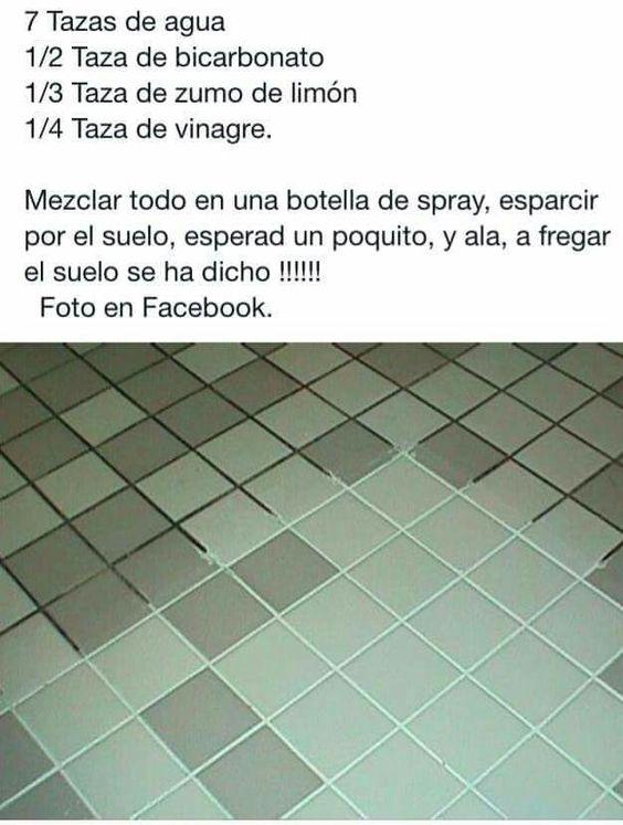 Limpieza: