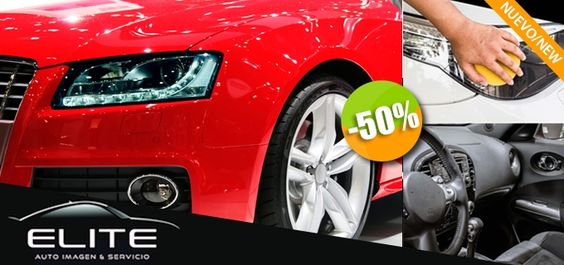 Elite Auto Imagen & Servicio - $125 en lugar de $250 por 1 Detallado Exprés para Auto Chico o Mediano. Click: CupoCity.com