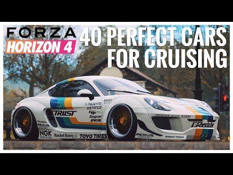Forza Horizon 4 40 Perfect Cars For Cruising 4k Turbo Spools