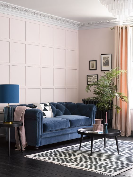 Easy Blush Interior Design