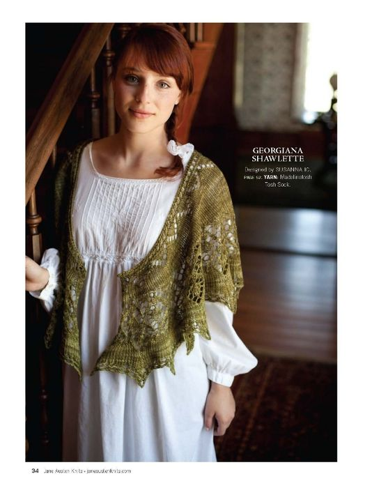 Jane Austen Knitting Patterns : jane austen knits - Google Search The Curious Closet Pinterest Search a...