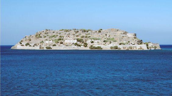 Elounda & Spinalonga Island